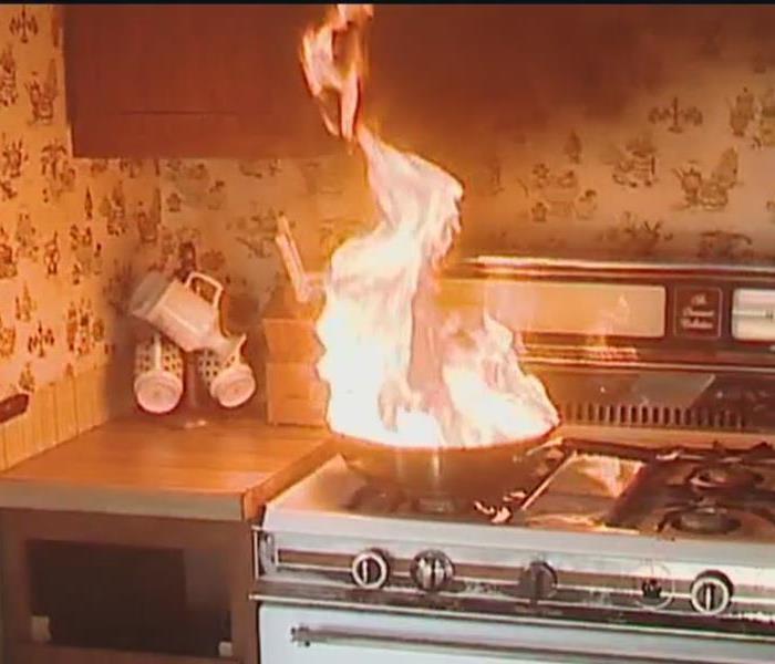 Fire Damage Tips for Kitchen Fires